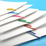 papers with clips